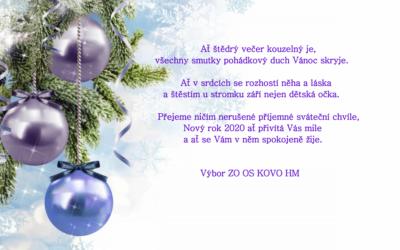 Krásné Vánoce 2019